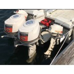 1960 75HP Johnson Super Seahorse Engines & 5.5HP Kickers