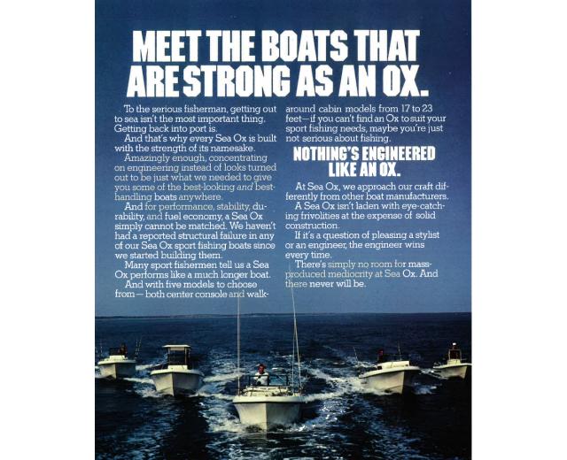 sea ox meek boats