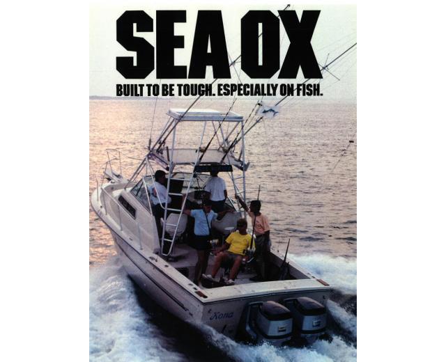 sea ox tough fish