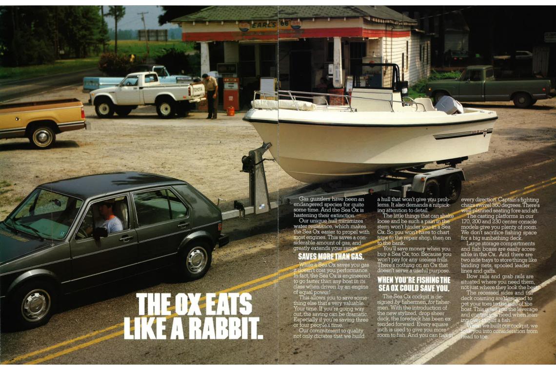 sea ox eats rabbit