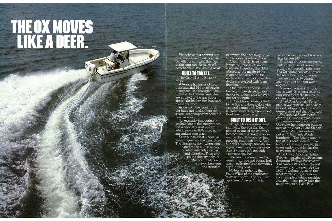 sea ox moves deer