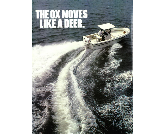 sea ox moves